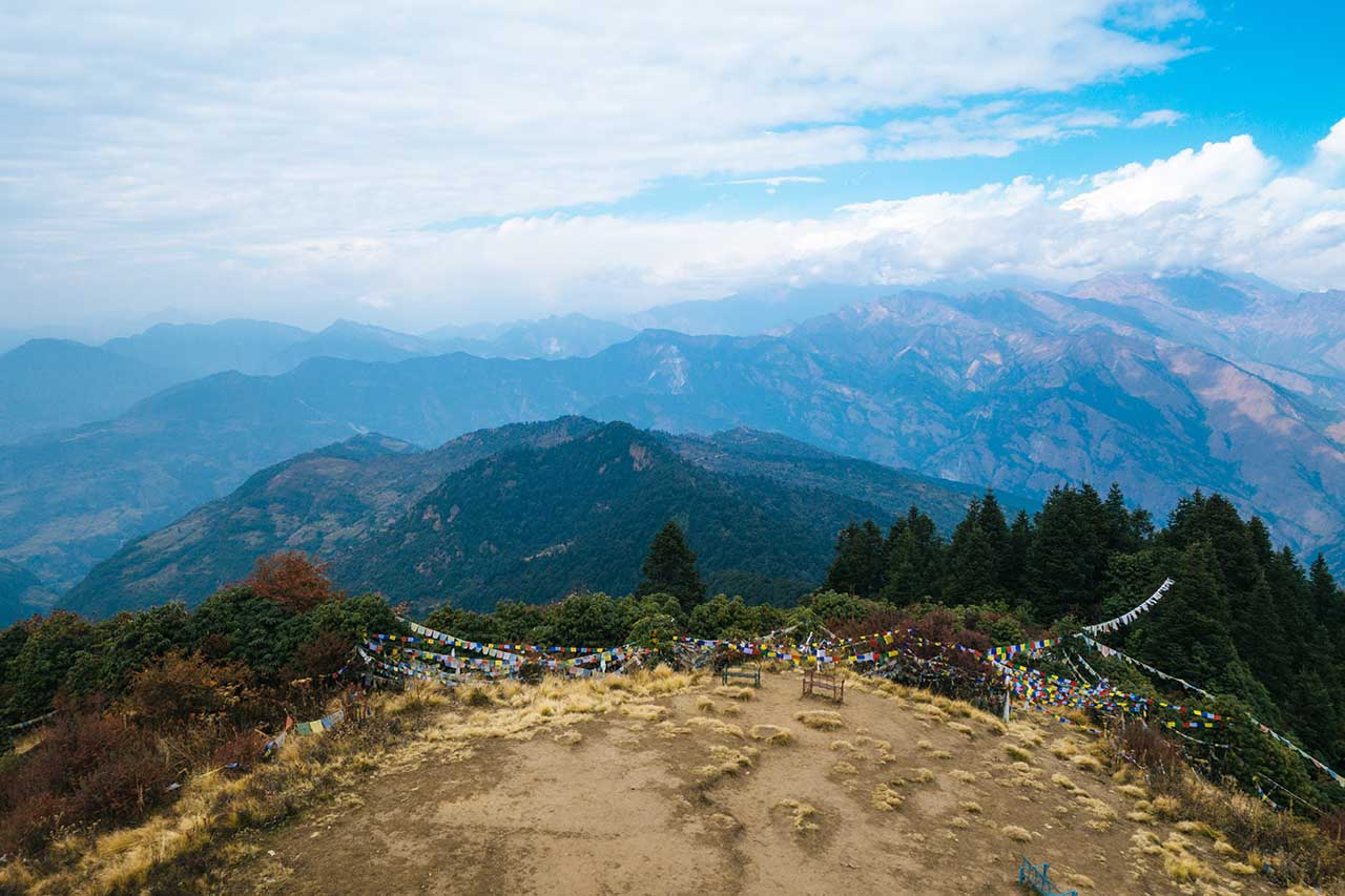 Poon Hill Trek_best treks in Nepal