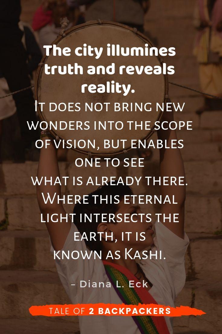Quotes on Banaras