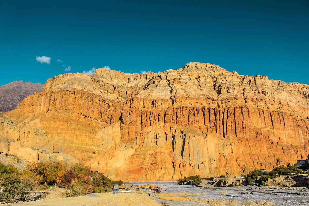 Upper Mustang Trek_Nepal