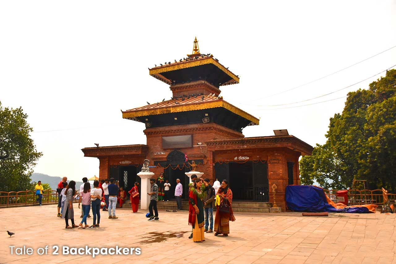 Bindyabasini Temple_ tourist places in Pokhara