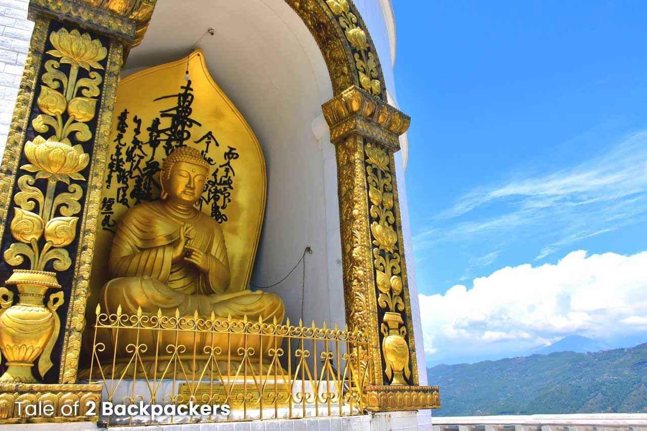 World Peace Pagoda_Pokhara Nepal trip plan