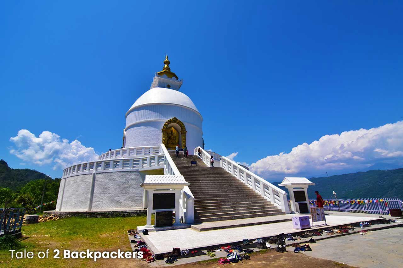World Peace Pagoda_Pokhara
