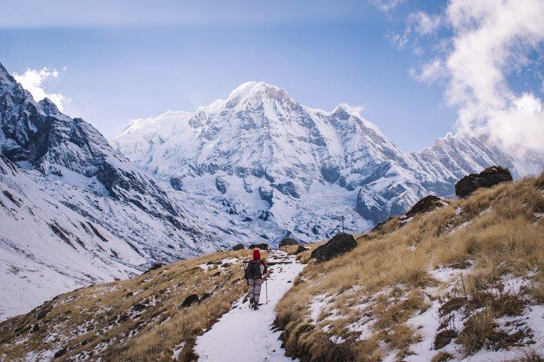 Annapurna Base Camp itinerary