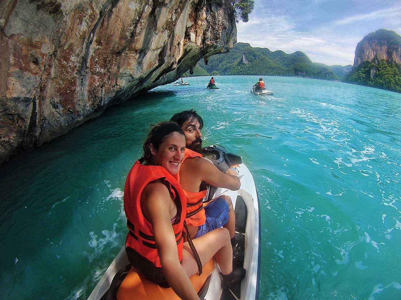 Travel Couple Story - Inma-and-Jose-having-fun-in-SE-Asia-A-World-to-Travel