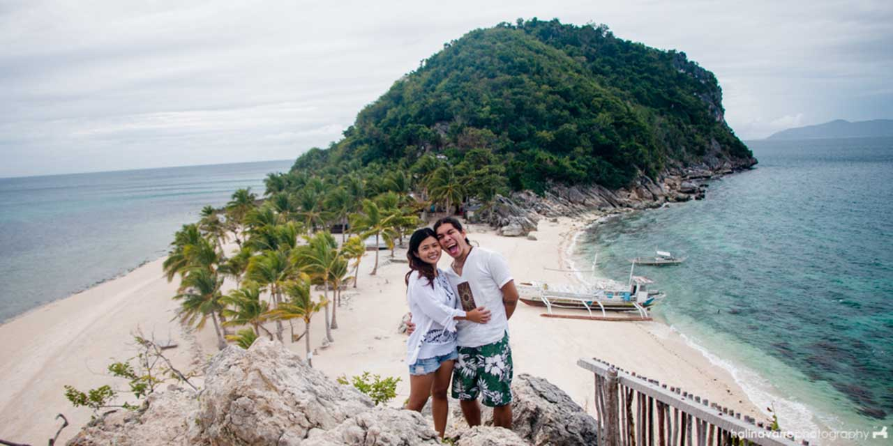 Travel couple love story - cabugao gamay-Tara Lets Anywhere
