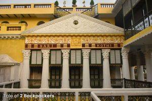 Barikothi - a heritage rajbari at Murshidabad