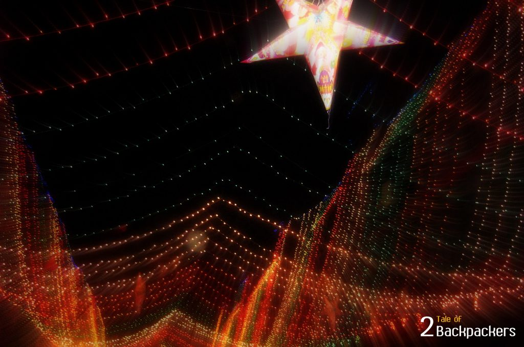 Bow Barracks Christmas in Kolkata