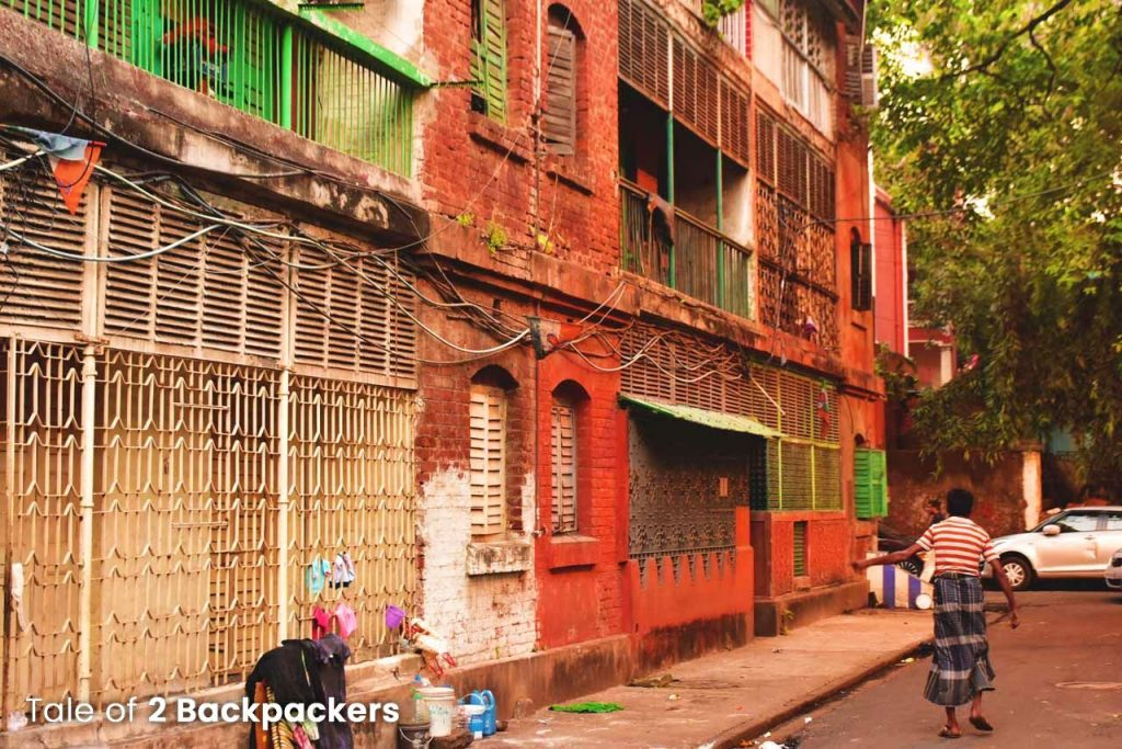 Bow Barracks Kolkata