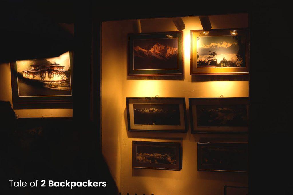 Das Studio, Darjeeling
