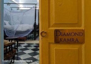 Diamond Kamra at Barikothi - Heritage hotel in India
