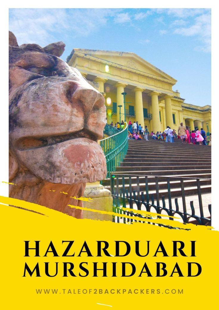 Hazarduari in Murshidabad - Pinterest