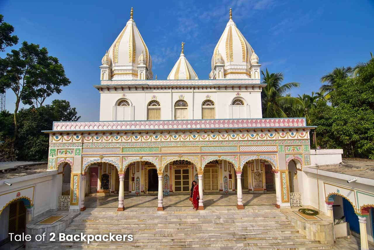 Jain Temple in Azimganj