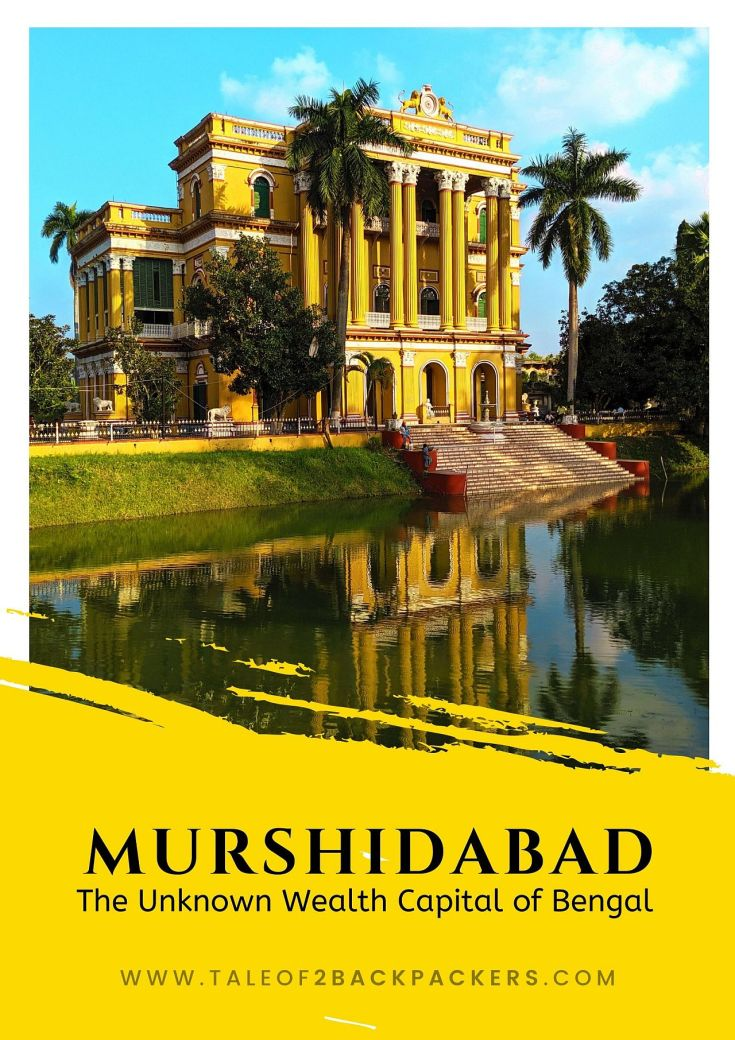 Kathgola Palace and Gardens in Murshidabad