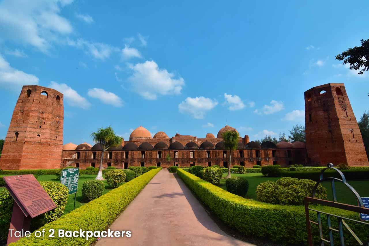 Katra Masjid in Murshidabad