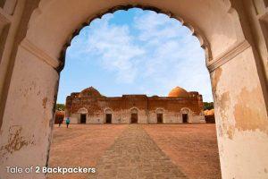 Katra Mosque in Murshidabad tour