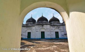 Mosque at Murshidabad