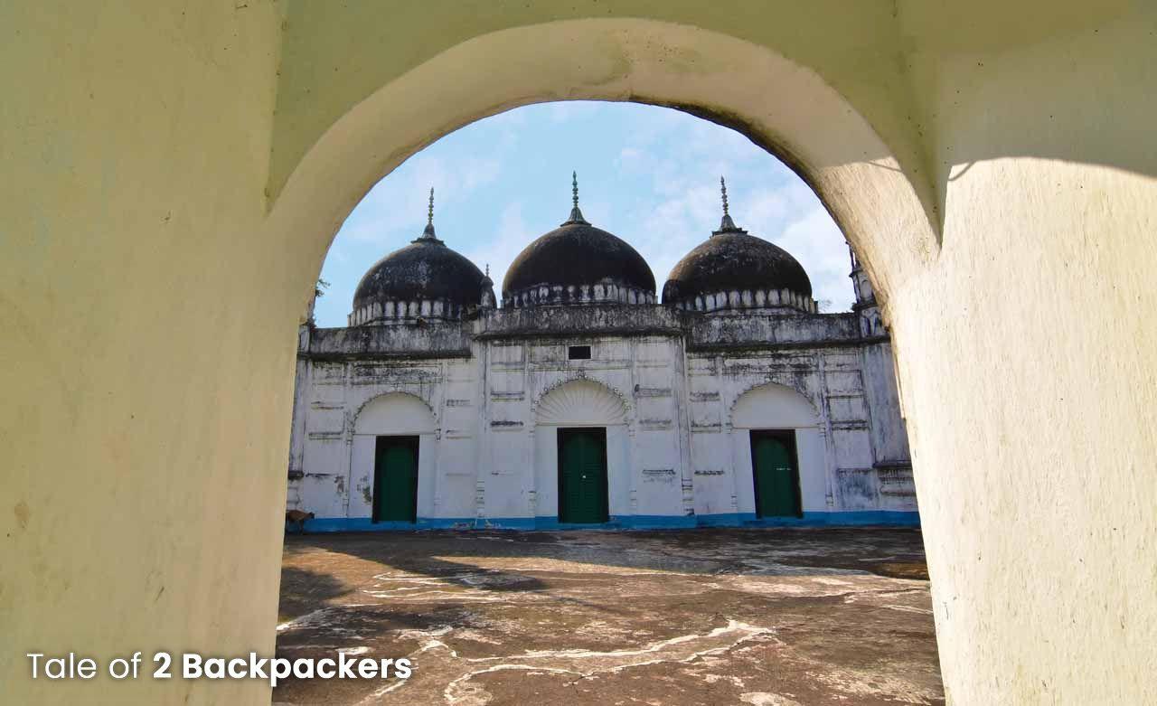 Mosque at Murshidabad