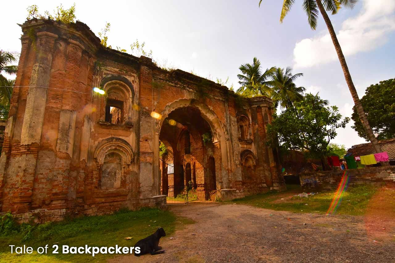 Namak Haram Deori at Murshidabad-West Bengal Tourism