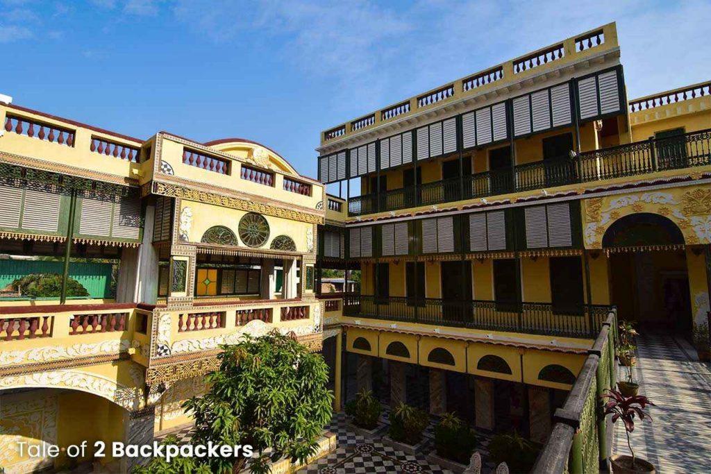 Rajbari in Murshidabad, West Bengal
