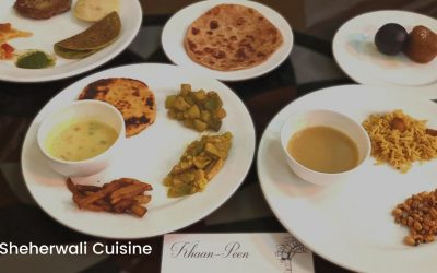 Sheherwali cuisine – a royal vegetarian affair