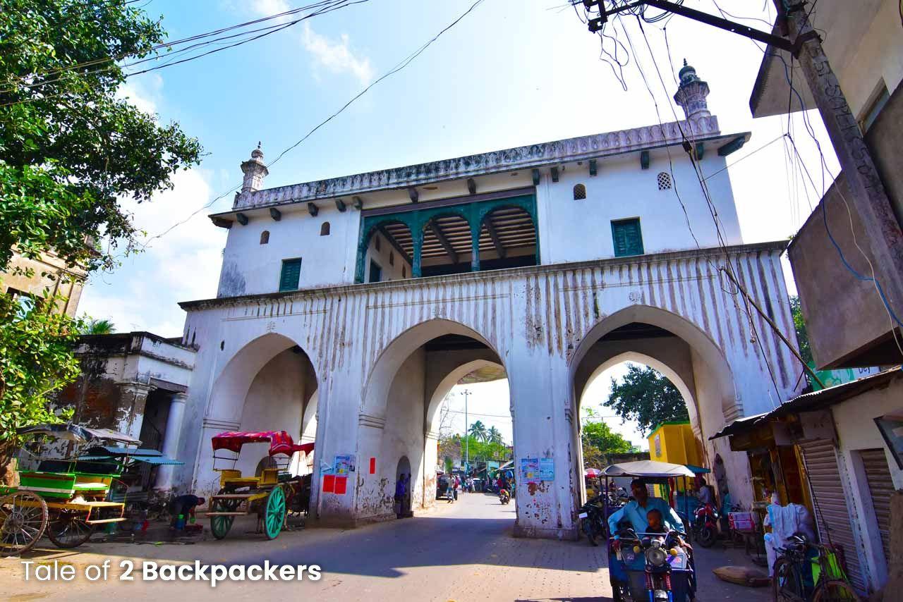 Tripaulia Gate Murshidabad