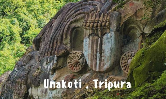 Unakoti – one of Tripura's best-kept secrets