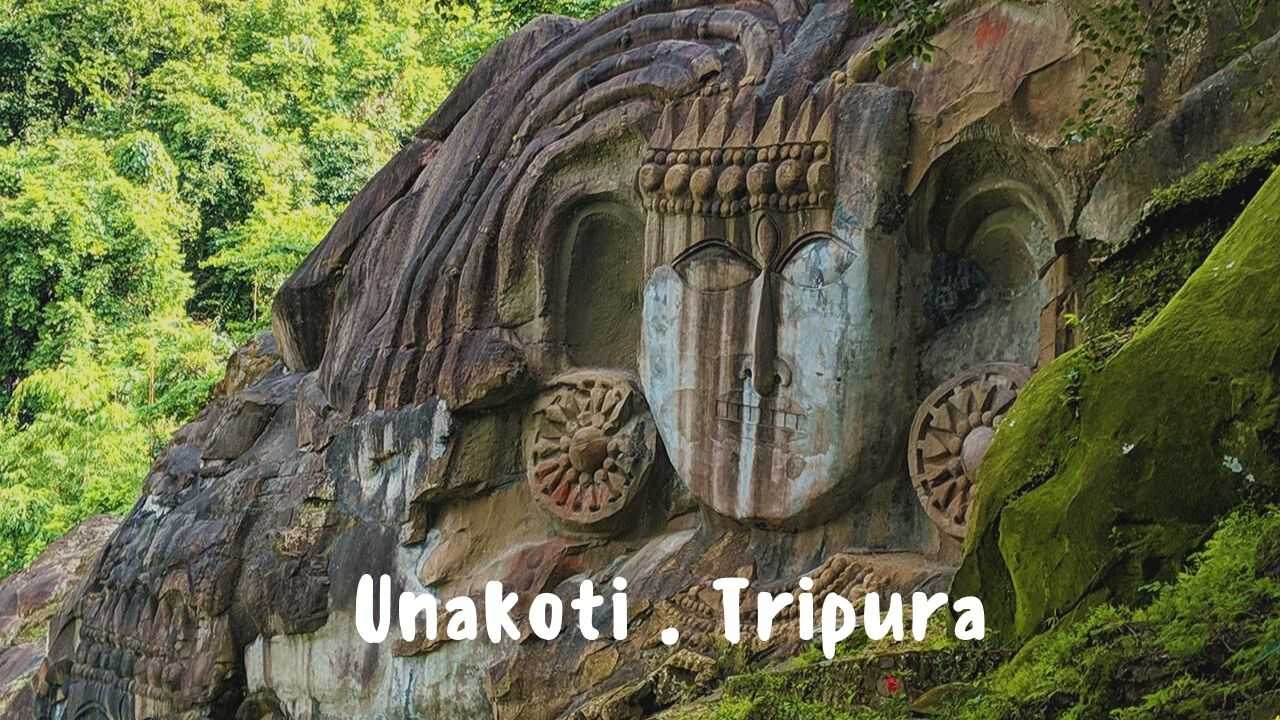 Unakoti – one of Tripura's best-kept secrets