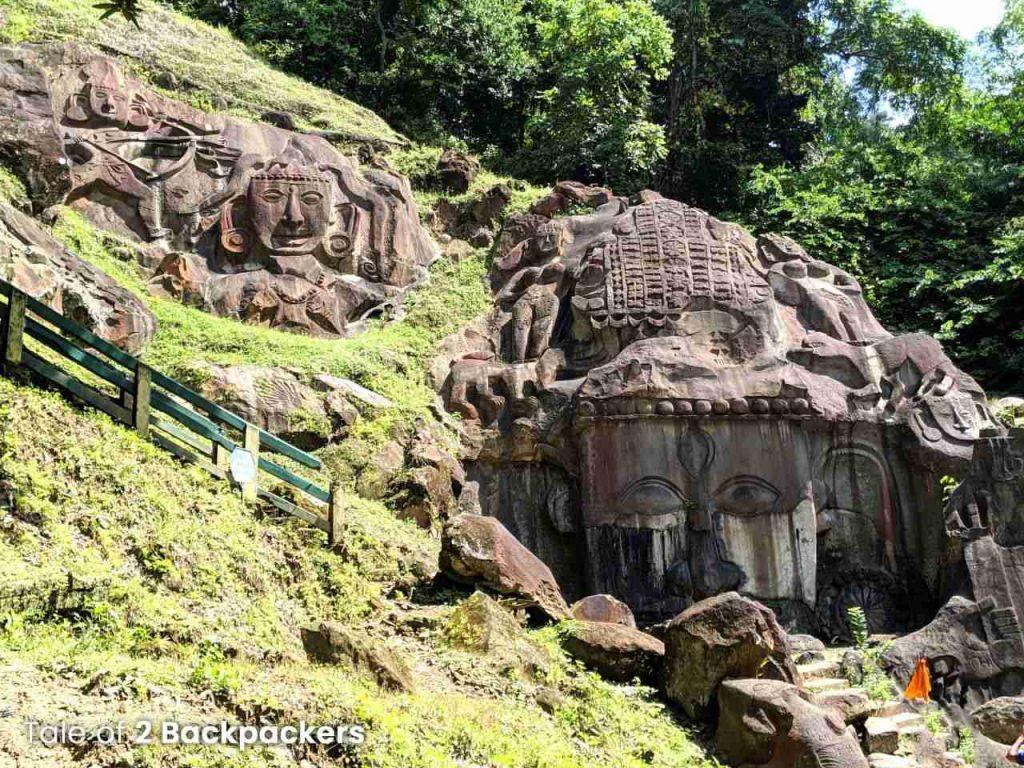 Unakotishwara Kal Bhairava
