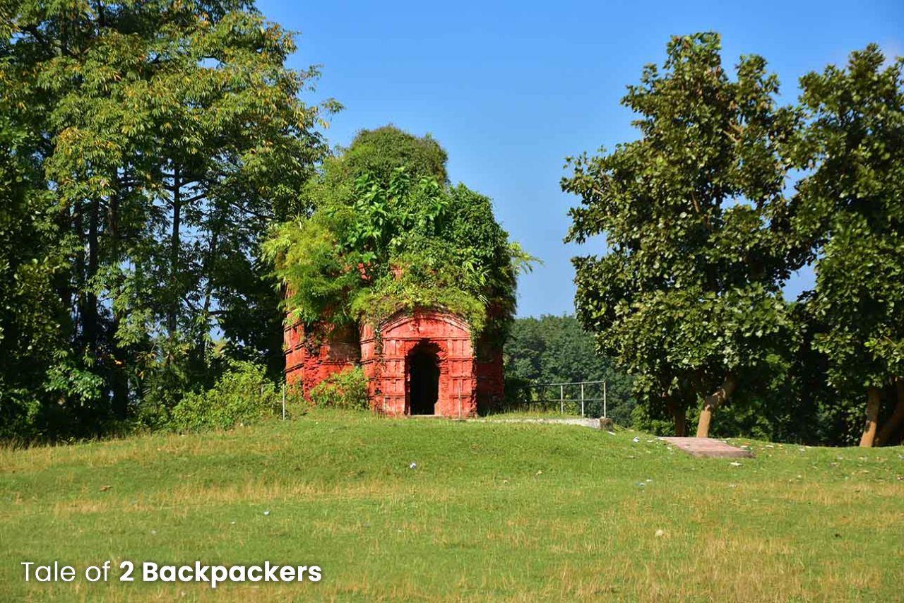A temple in Udaipur Tripura