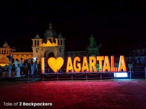 I Love Agartala - Tripura
