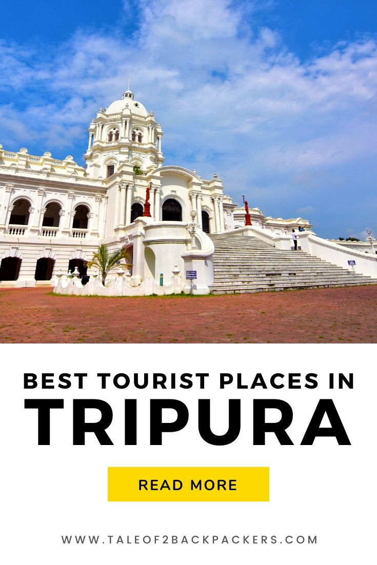 Best Tourist Places in Tripura