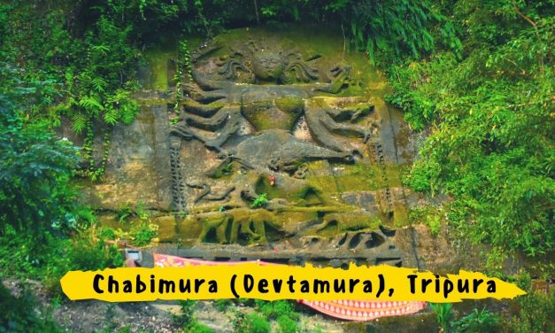 Chabimura, Tripura – a Melange of History, Myth and Lore
