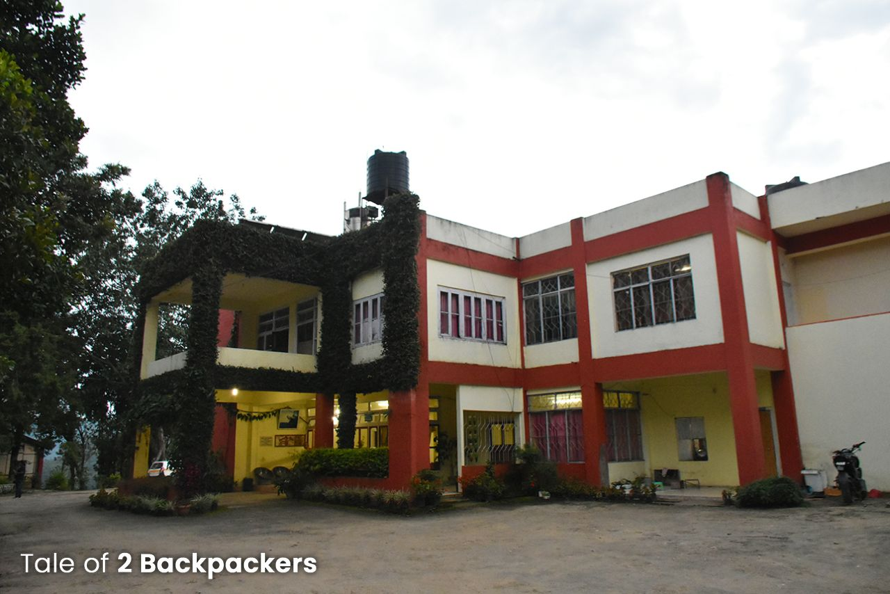 Champhai Tourist Lodge run by Mizoram Tourism