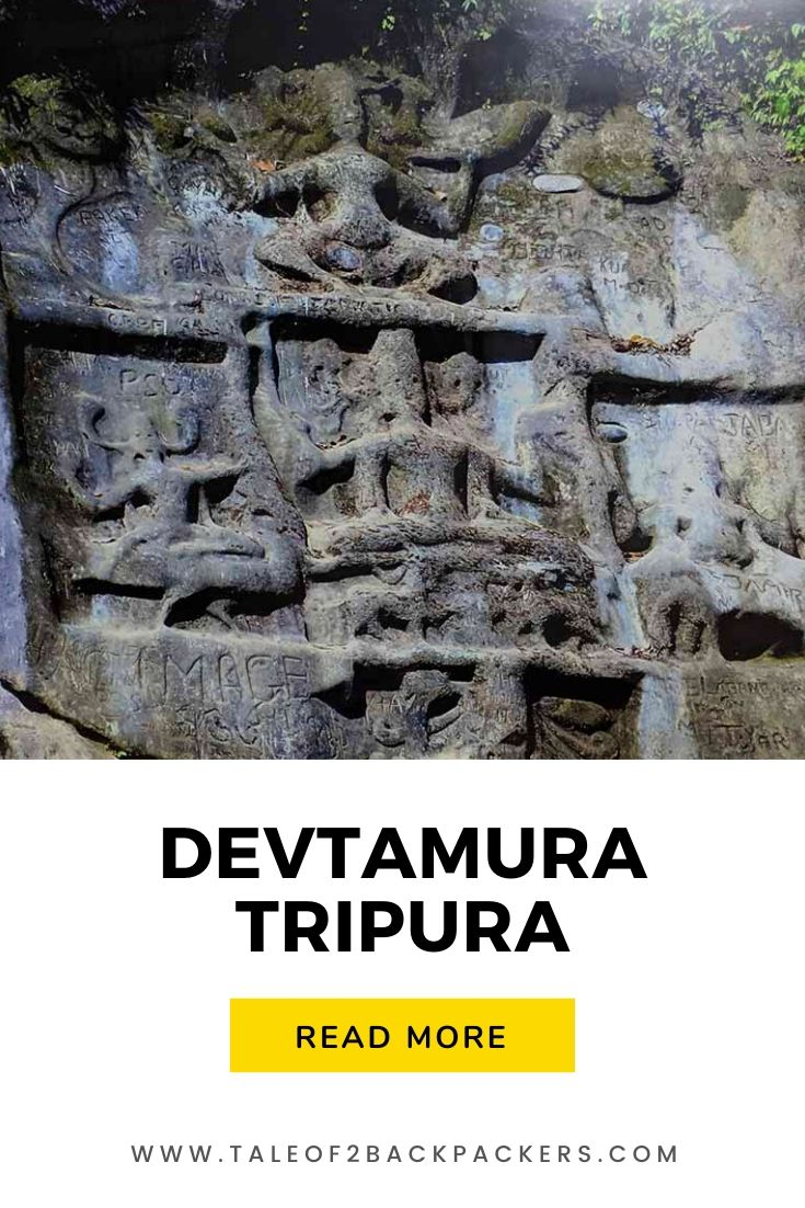 Devtamura, an offbeat place in Tripura