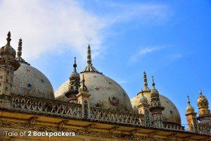 Gedu Mia Mosque in Agartala
