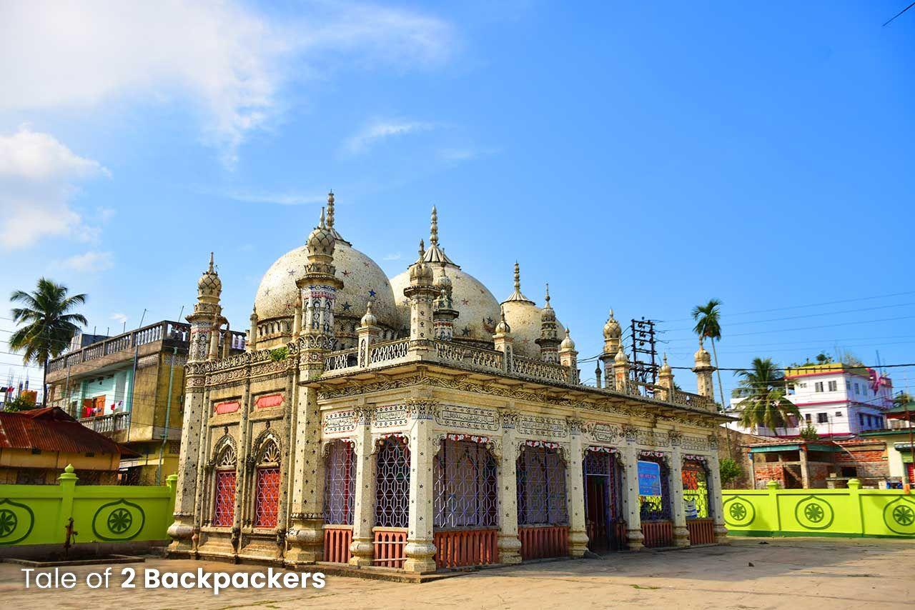 Gedu Miyan Mosque Agartala