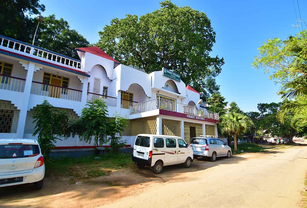 Gunabati Tourist Lodge - Udaipur Tripura - places to stay in Tripura