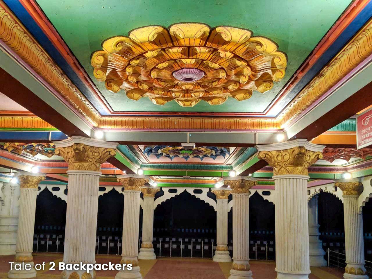 Interior of Udaipur Railway Station