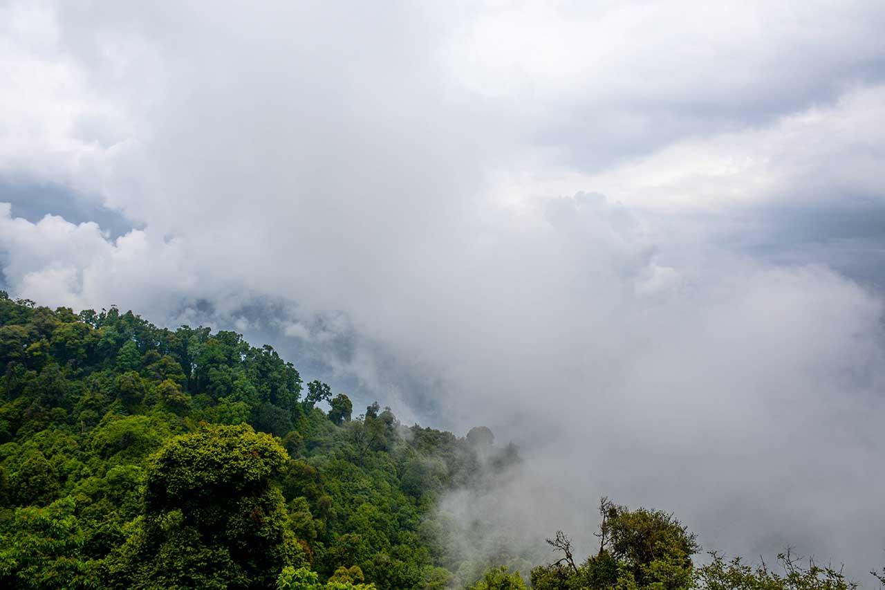 Jampui Hills, Tripura