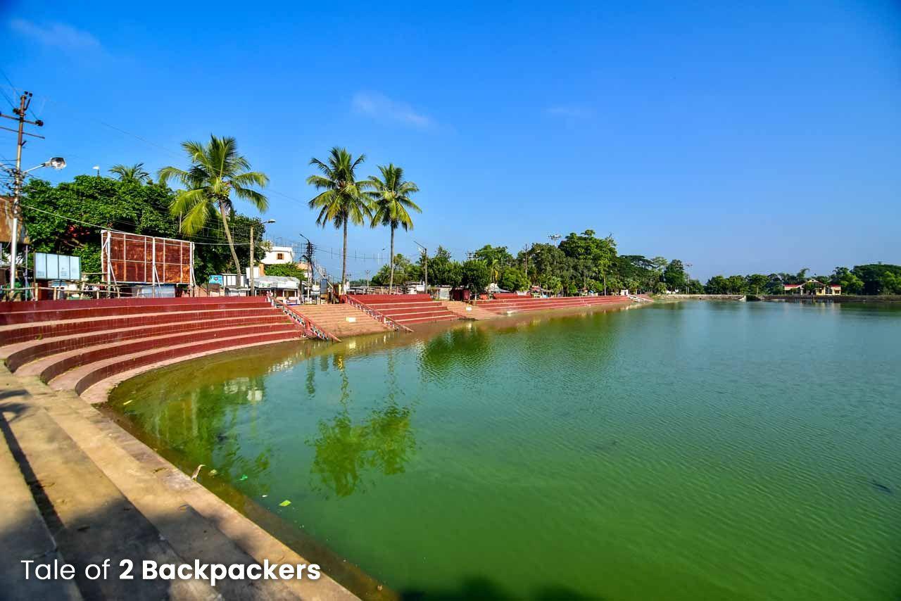 Kalyansagar Lake in Udaipur, Tripura - Best tourist places in Tripura