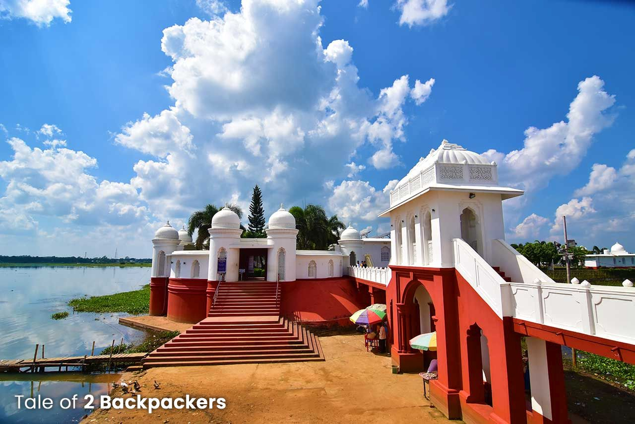 Neermahal Palace Entrance