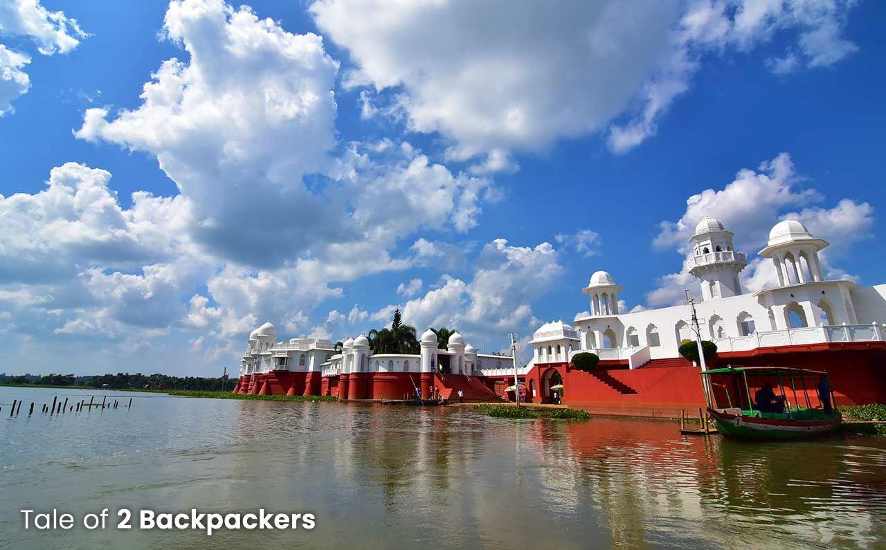 Neermahal Palace in Tripura