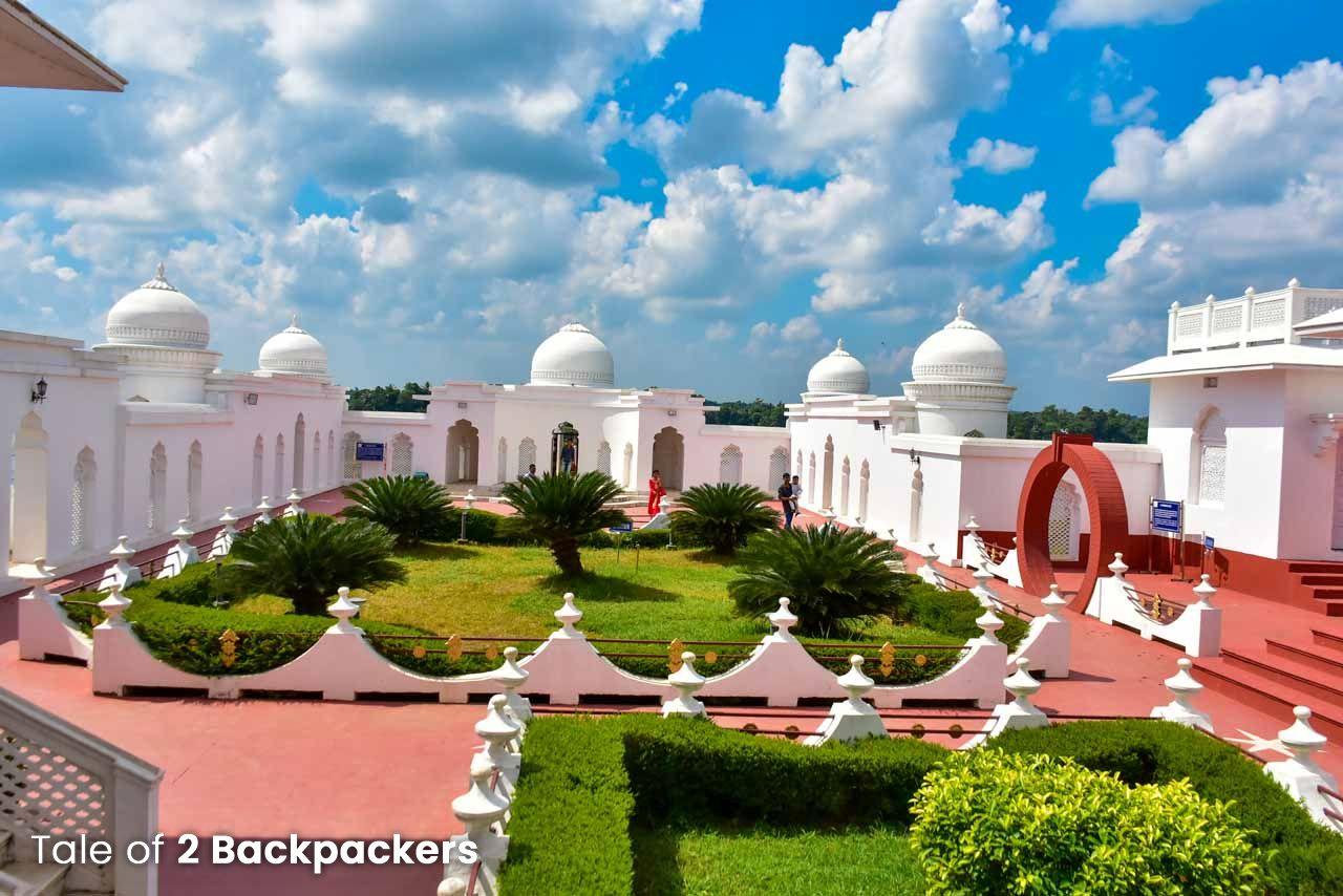 Neermahal - Tripura tourism