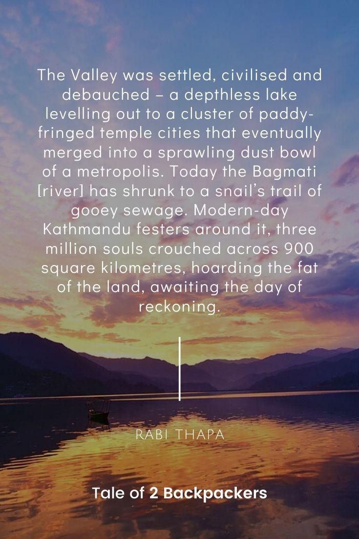 Rabi Thapa Quotes