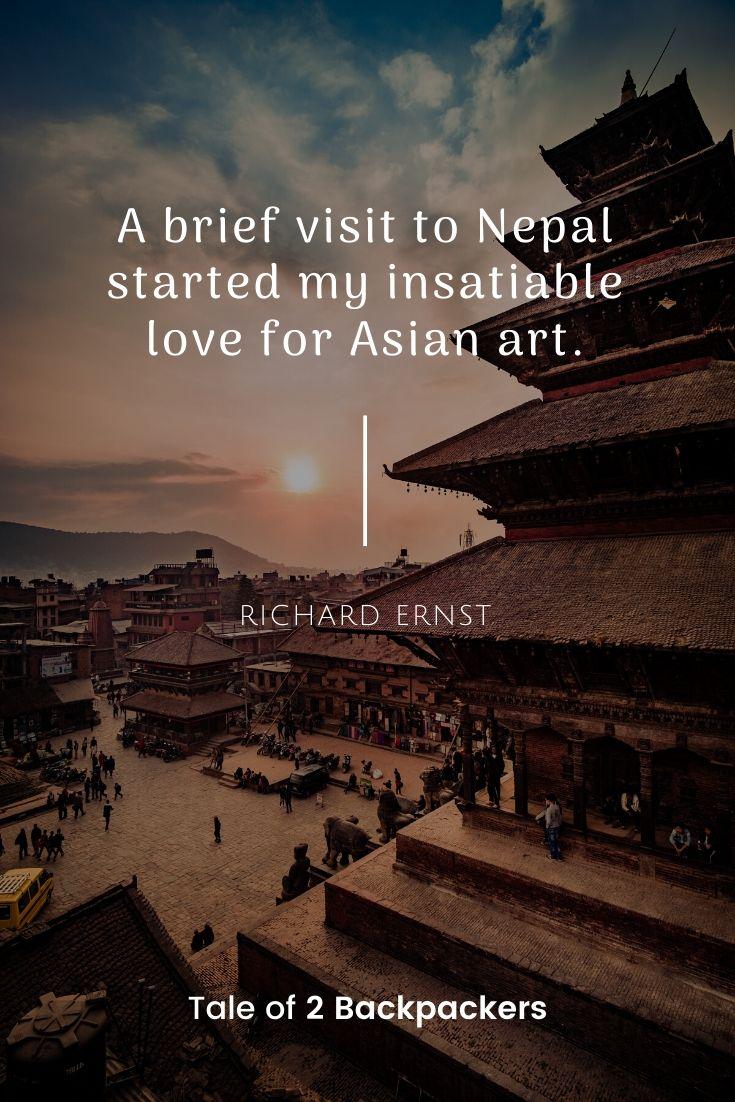 Nepal sayings