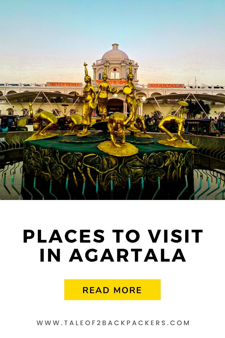 Places to visit in Agartala Tripura