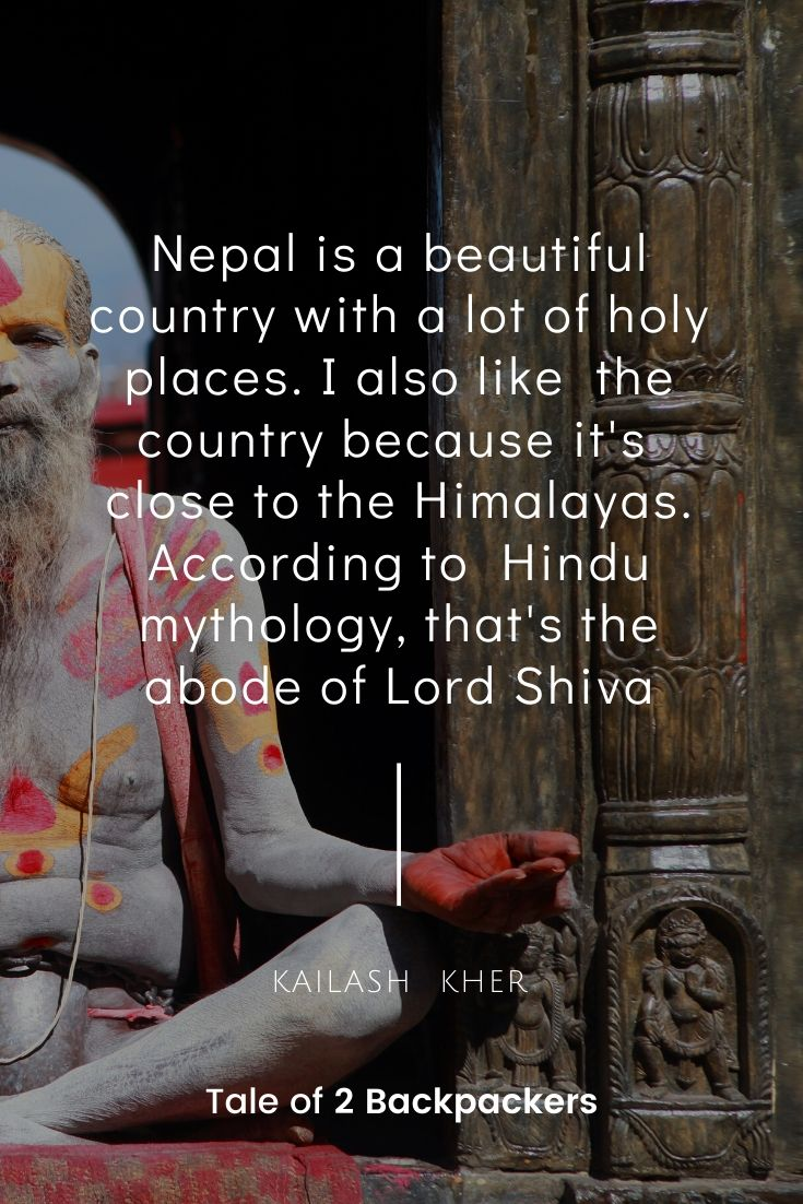 Quotes on Nepal