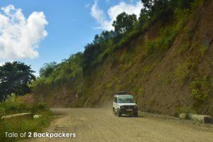 Sumo to Champhai - Tourism in Mizoram