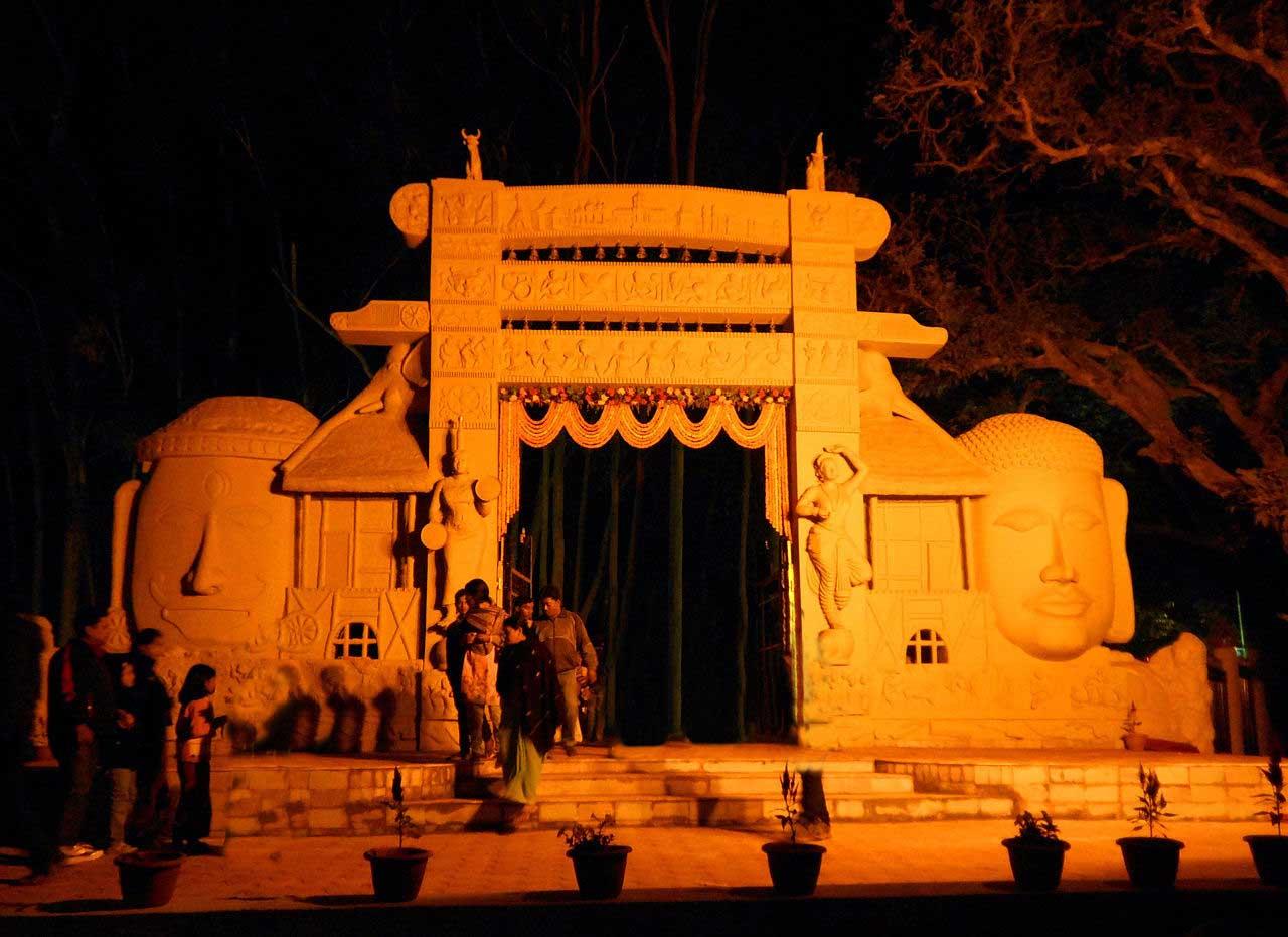 Tripura Heritage Park