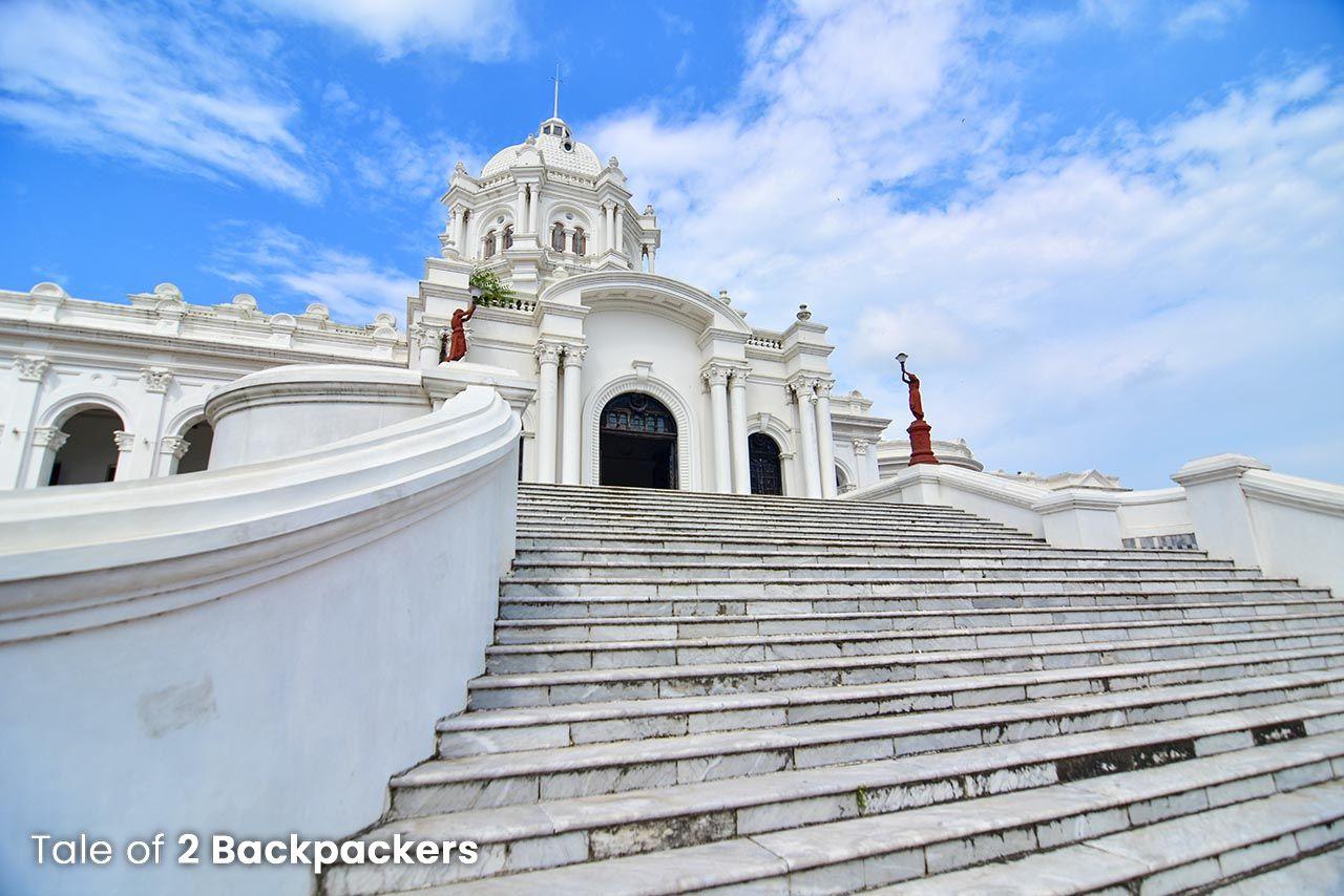 Ujjayanta Palace in Agartala, Tripura